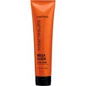 Matrix Total Results Mega Sleek Blow Down Smoothing Leave-In Cream