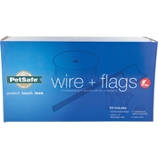 PetSafe Boundary Kit with 500 Ft. Wire, Splicers and Flags