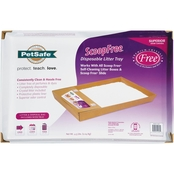 PetSafe ScoopFree Litter Tray Refills with Dye Free Crystals Single Pack