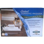 PetSafe Drinkwell Pagoda Ceramic Fountain