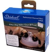 PetSafe Drinkwell 360 Premium Carbon Filters 3 Pk.