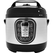 Aroma Turbo Rice Digital Pressure Cooker