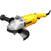 DeWalt 9 in. 6,500 rpm 4HP Angle Grinder