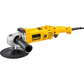 DeWalt 7 in./9 in. Variable Speed Polisher