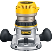 DeWalt 1-3/4 HP (maximum motor HP) Fixed Base Router