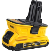 DeWalt 18V to 20V Battery Adapter