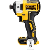 DeWalt 20V MAX* XR 1/4 in. 3 Speed Impact Driver (Bare)