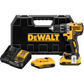 DeWalt 20V MAX* XR Li-Ion Brushless Compact Drill/Driver Kit