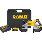 DeWalt 20V Max* Brushless Deep Cut Band Saw Kit