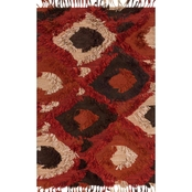 Loloi Fable Rug, Red