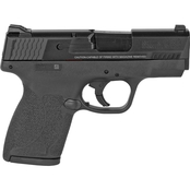 S&W Shield M2.0 45 ACP 3.3 in. Barrel 7 Rnd 2 Mag Pistol Black with Thumb Safety