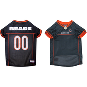 Pets First NFL Chicago Bears Team Jersey for Dogs