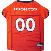 Pets First NFL Denver Broncos Team Jersey for Dogs