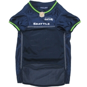 Pets First NFL Seattle Seahawks Pet Jersey
