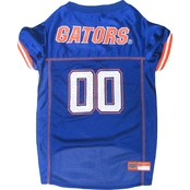 Pets First NCAA Florida Gators Team Jersey for Dogs