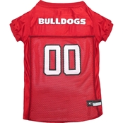 Pets First NCAA Georgia Bulldogs Team Jersey for Dogs