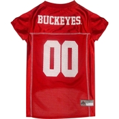 Pets First NCAA Ohio State Buckeyes Team Jersey for Dogs