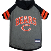 Pets First NFL Chicago Bears Hoodie Tee