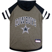 Pets First NFL Dallas Cowboys Hoodie Tee