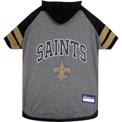 Pets First NFL New Orleans Saints Hoodie Tee