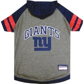 Pets First NFL New York Giants Hoodie Tee