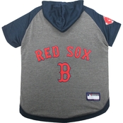 Pets First MLB Boston Red Sox Hoodie Tee
