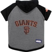 Pets First MLB San Francisco Giants Hoodie Tee