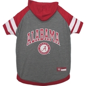 Pets First NCAA Alabama Crimson Tide Hoodie Tee