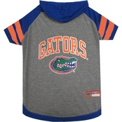 Pets First NCAA Florida Gators Hoodie Tee