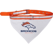 Pets First NFL Denver Broncos Collar Bandana