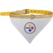 Pets First NFL Pittsburgh Steelers Collar Bandana