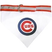 Pets First MLB Chicago Cubs Collar Bandana