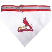 Pets First MLB St. Louis Cardinals Collar Bandana