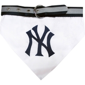 Pets First MLB New York Yankees Collar Bandana