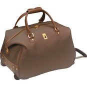 London Fog Kensington 20 in. Wheeled Club Bag, Bronze