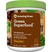 Amazing Grass Green Superfood Chocolate Powder 30 Servings