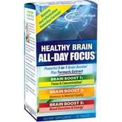 Applied Nutrition Healthy Brain All-Day Focus Supplement