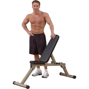 Best Fitness Adjustable Bench