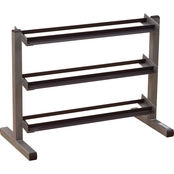 Body-Solid GDR363 3 Tier Dumbbell Rack