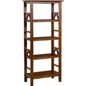 Linon Titian Collection Bookcase