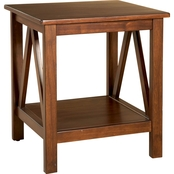 Linon Titian Collection End Table