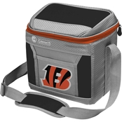 Jarden Sports Licensing NFL Cincinnati Bengals 9 Can Soft Sided Cooler