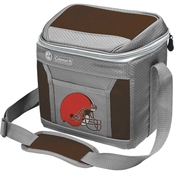 Jarden Sports Licensing NFL Cleveland Browns 9 Can Soft Sided Cooler