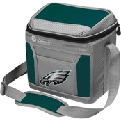 Jarden Sports Licensing NFL Philadelphia Eagles 9 Can Soft Sided Cooler