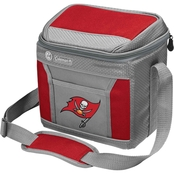 Jarden Sports Licensing NFL Tampa Bay Buccaneers 9 Can Soft Sided Cooler