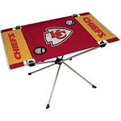 Jarden Sports Licensing NFL Kansas City Chiefs End Zone Table