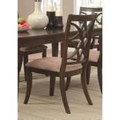 Homelegance Keegan Dining Side Chair 2 Pk.