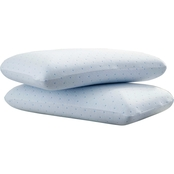 Arctic Sleep by Pure Rest Cool Blue Memory Foam Conventional Pillow
