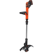 Black and Decker 20V MAX Lithium EASYFEED String Trimmer/Edger + Batteries