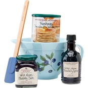 Stonewall Kitchen Blueberry Batter Bowl Gift Set